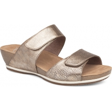 Women's Vienna Gold Nappa by Dansko