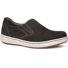 Men's Viktor Black Milled Nubuck by Dansko