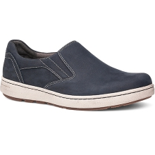 Men's Viktor Navy Milled Nubuck by Dansko