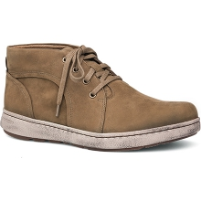 Men's Virgil Khaki Milled Nubuck by Dansko