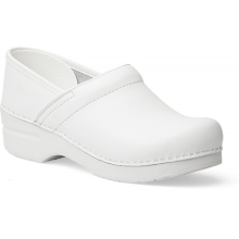Women's Wide Pro White Box by Dansko