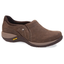 Women's Celeste Brown Milled Nubuck