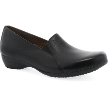 Women's Farah Black Milled Nappa by Dansko in Fort Collins CO
