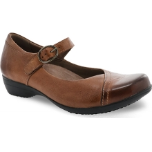 Women's Fawna Chestnut Burnished Calf