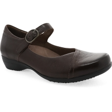 Women's Fawna Chocolate Burnished Calf