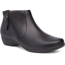 Women's Fifi Black Milled Nappa by Dansko in St Joseph MO