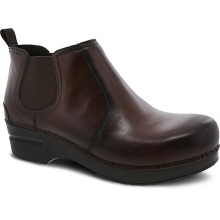 Women's Frankie Brown Burnished Full Grain