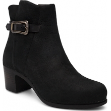 Women's Hartley Black Nubuck