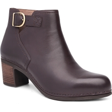 Women's Henley Chocolate Burnished Calf