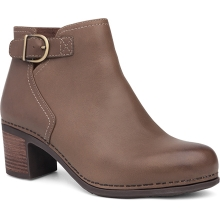 Women's Henley Taupe Burnished Calf by Dansko in Pueblo Co