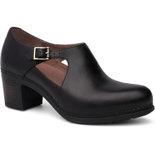 Women's Hollie Black Burnished Calf