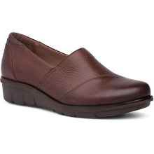 Women's Julia Brown Burnished Nubuck