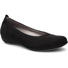 Women's Kristen Black Milled Nubuck by Dansko in College Station TX