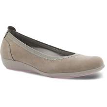 Women's Kristen Taupe Milled Nubuck by Dansko in Fort Collins Co