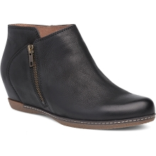 Women's Leyla Black Burnished Nubuck