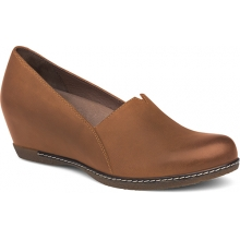 Women's Liliana Chestnut Burnished Calf by Dansko in Dodge City KS