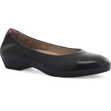 Women's Lisanne Black Milled Nappa