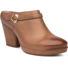 Women's Malissa Tan Burnished Calf