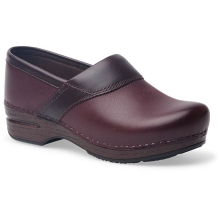 Women's Poppy Bordeaux Burnished Nubuck by Dansko in Fayetteville Ar