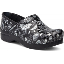 Women's Professional Floral Metallic Patent by Dansko in Grand Island NE