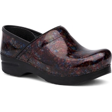 Women's Professional Multi Scribble Patent by Dansko in St Joseph MO