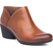 Women's Raina Chestnut Burnished Calf by Dansko in Broomfield Co