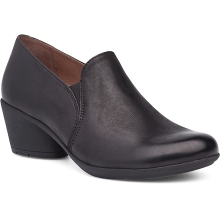Women's Robin Black Burnished Nubuck by Dansko in Marion IA