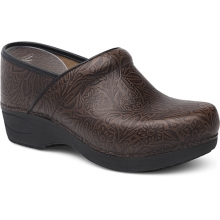 Women's XP 2.0 Brown Floral Tooled by Dansko in Garden City KS
