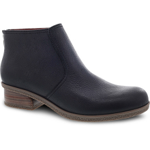 Becki Black Waterproof Tumbled