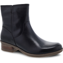 Bethanie Black Waterproof Burnished