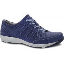 Heather Blue Suede by Dansko