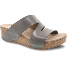 Lacee Taupe Burnished Calf