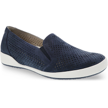 Odina Navy Milled Nubuck by Dansko in Fort Collins CO
