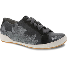 Olisa Black Printed Canvas by Dansko