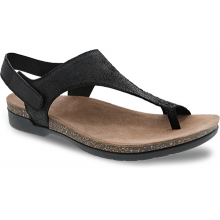 Reece Black Full Grain Suede by Dansko in St Joseph MO