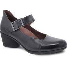 Roxanne Grey Burnished Nubuck