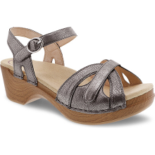 Season Graphite Nappa by Dansko