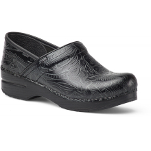 Wide Pro Black Tooled by Dansko