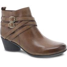 Roberta Taupe Burnished Nubuck