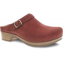 Berry Cinnamon Milled Nubuck by Dansko