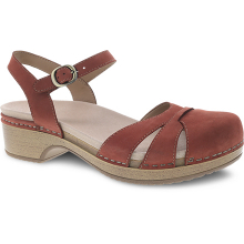 Betsey Cinnamon Milled Nubuck by Dansko in Ames IA