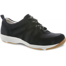 Hatty Black Suede by Dansko