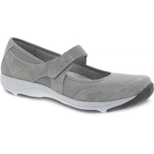 Hennie Grey Suede by Dansko