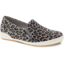 Odina Leopard Suede