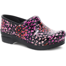 Professional Tiny Hearts Patent by Dansko