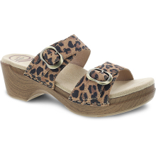 Sophie Leopard Suede by Dansko in Knoxville TN