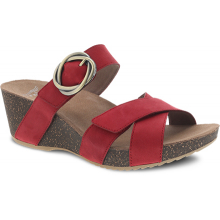 Susie Red Milled Nubuck by Dansko