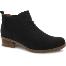 Bea Black Waterproof Nubuck