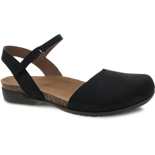 Rowan Black Nubuck by Dansko in St Joseph MO