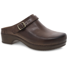 Berry Brown Milled Burnished by Dansko